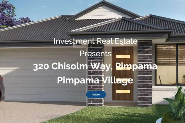 320 Chisolm Way, Pimpama QLD 4209