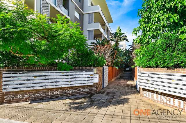 127/54A Blackwall Point Road, Chiswick NSW 2046