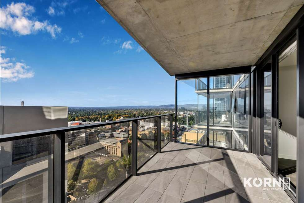 Fourth view of Homely apartment listing, 2103/17 Austin Street, Adelaide SA 5000