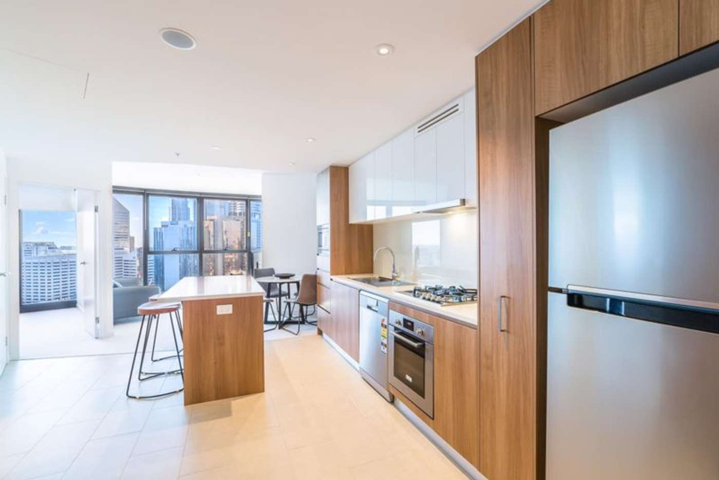 Main view of Homely unit listing, 3011/222 Margaret Street, Brisbane City QLD 4000