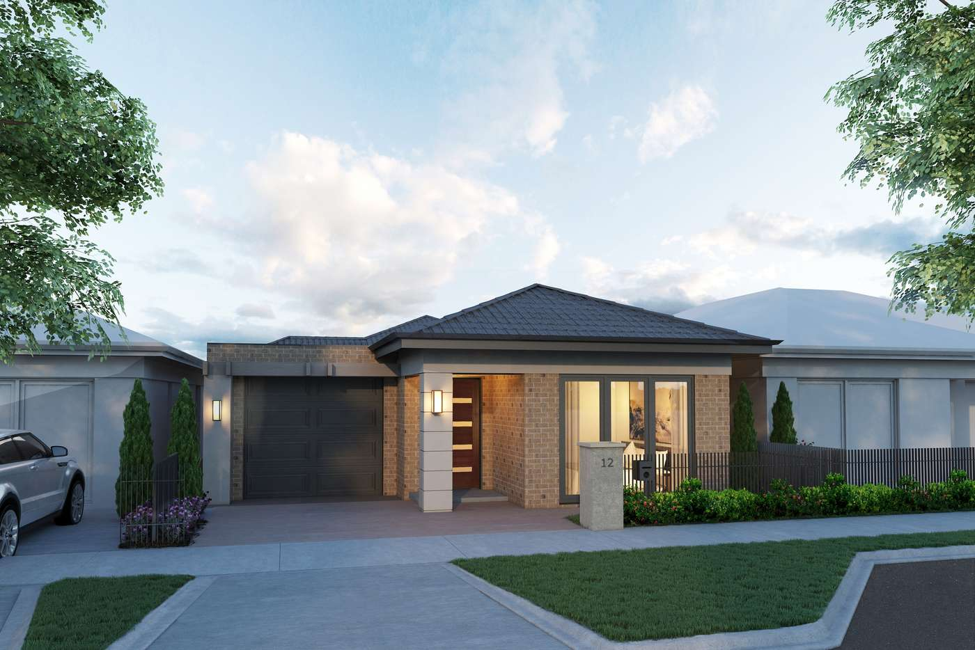 Main view of Homely house listing, Lot 124/96S Centre Road, Narre Warren VIC 3805