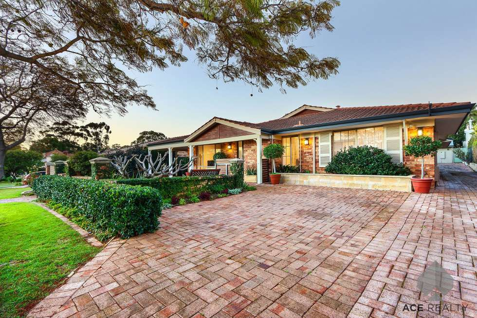 Second view of Homely house listing, 6A Atkins Road, Applecross WA 6153