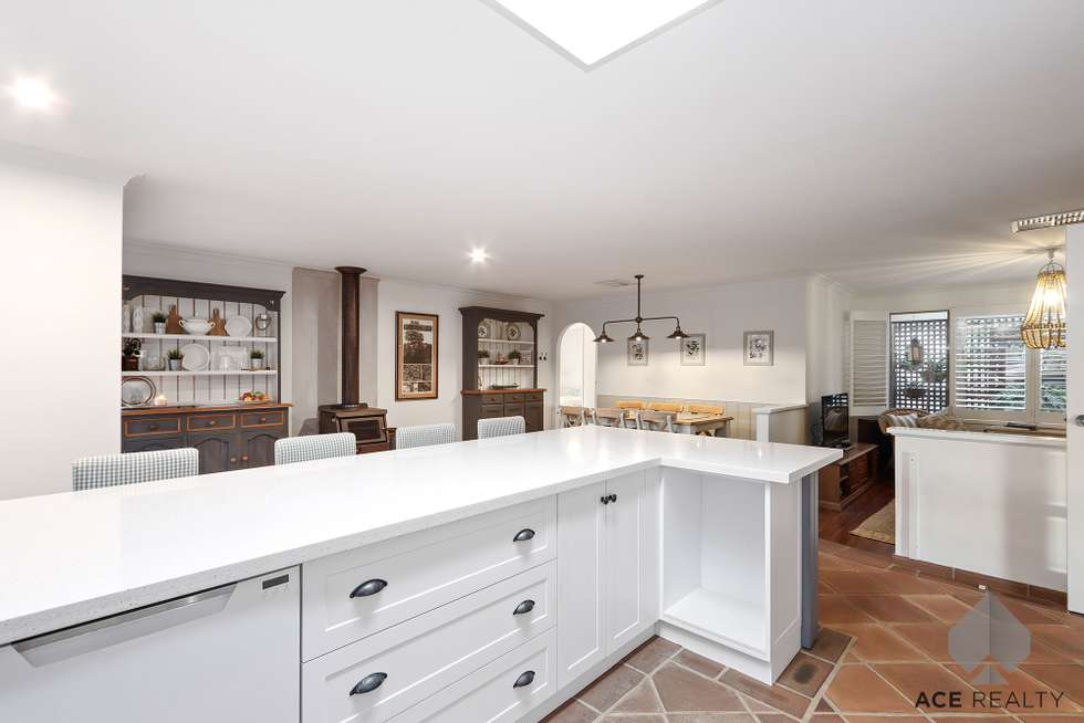 Fifth view of Homely house listing, 6A Atkins Road, Applecross WA 6153