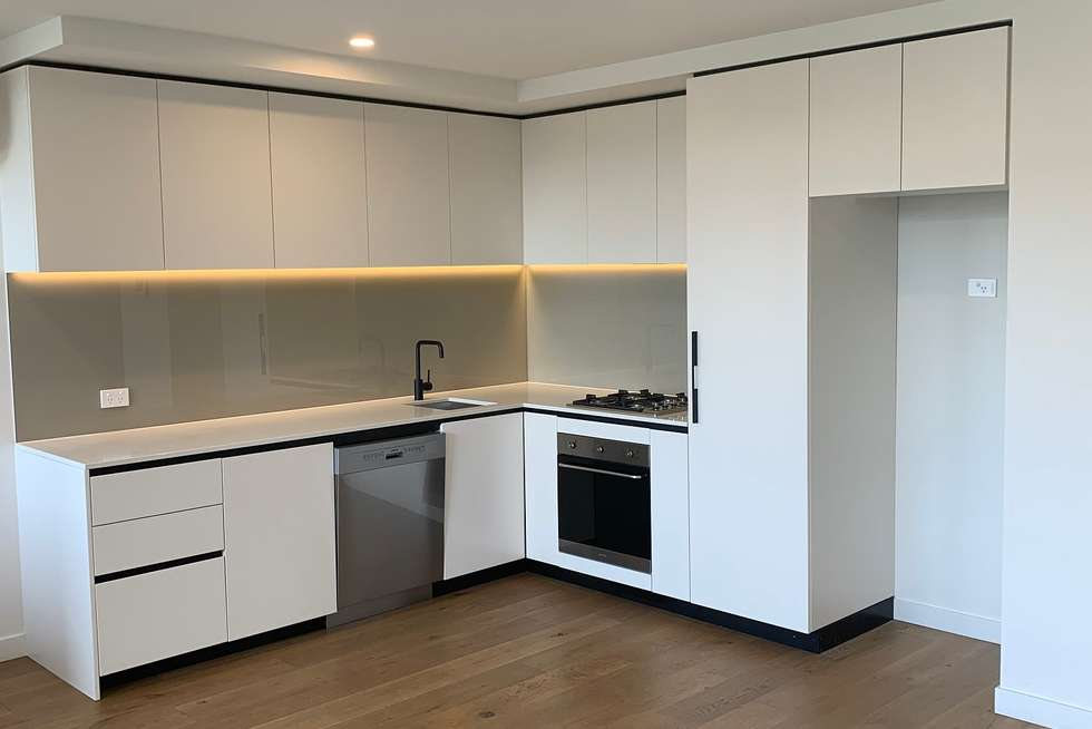 Second view of Homely apartment listing, 317/270 Lygon Street,, Brunswick East VIC 3057