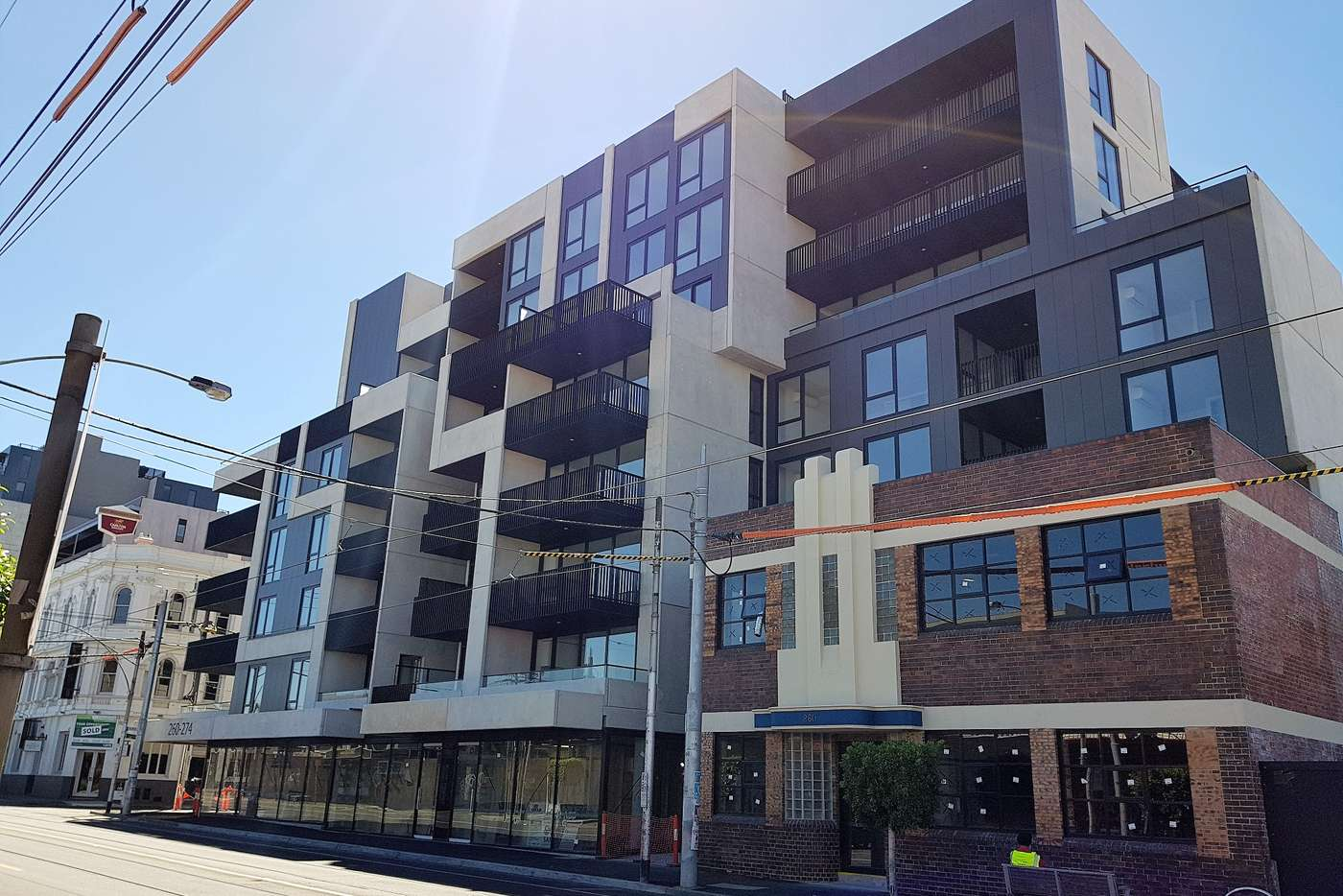 Fifth view of Homely apartment listing, 317/270 Lygon Street,, Brunswick East VIC 3057