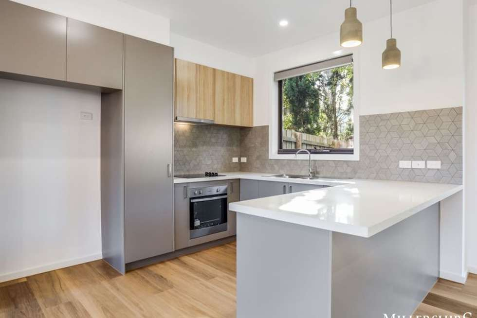 Second view of Homely townhouse listing, 2/129 Waiora Road, Heidelberg Heights VIC 3081