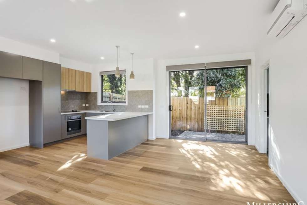 Fourth view of Homely townhouse listing, 2/129 Waiora Road, Heidelberg Heights VIC 3081