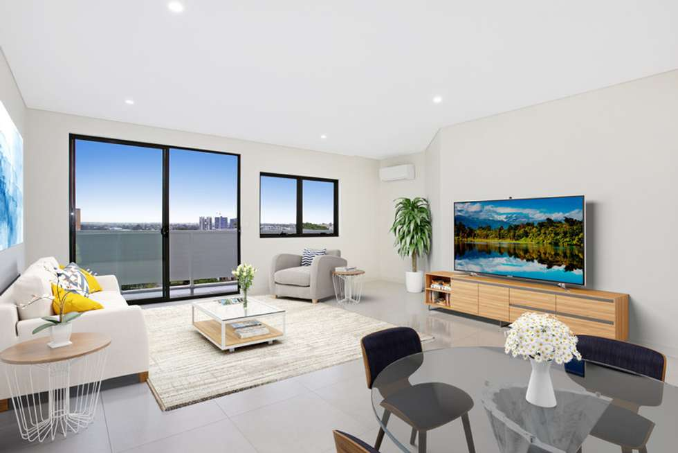 Second view of Homely apartment listing, 7 Weston Street, Rosehill NSW 2142