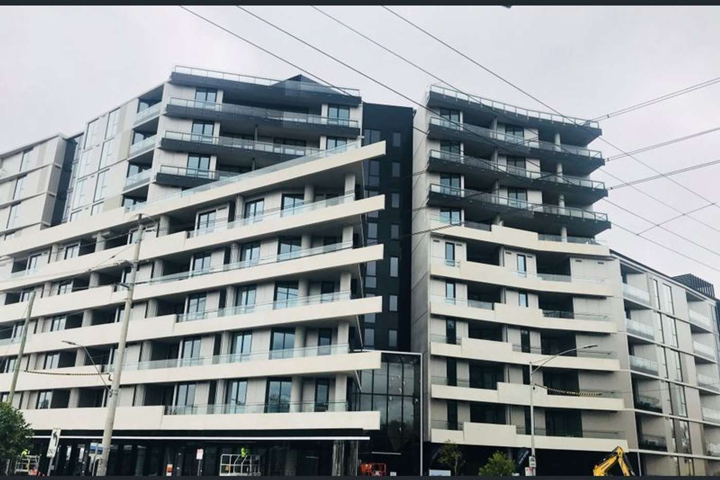 Sixth view of Homely apartment listing, 802/9 Dryburgh Street, West Melbourne VIC 3003