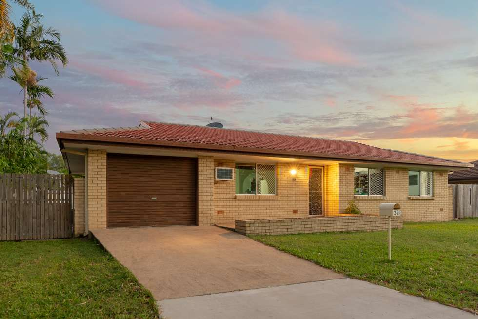 Second view of Homely house listing, 27 Jacaranda Crescent, Annandale QLD 4814