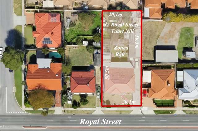 32 ROYAL STREET, Tuart Hill WA 6060