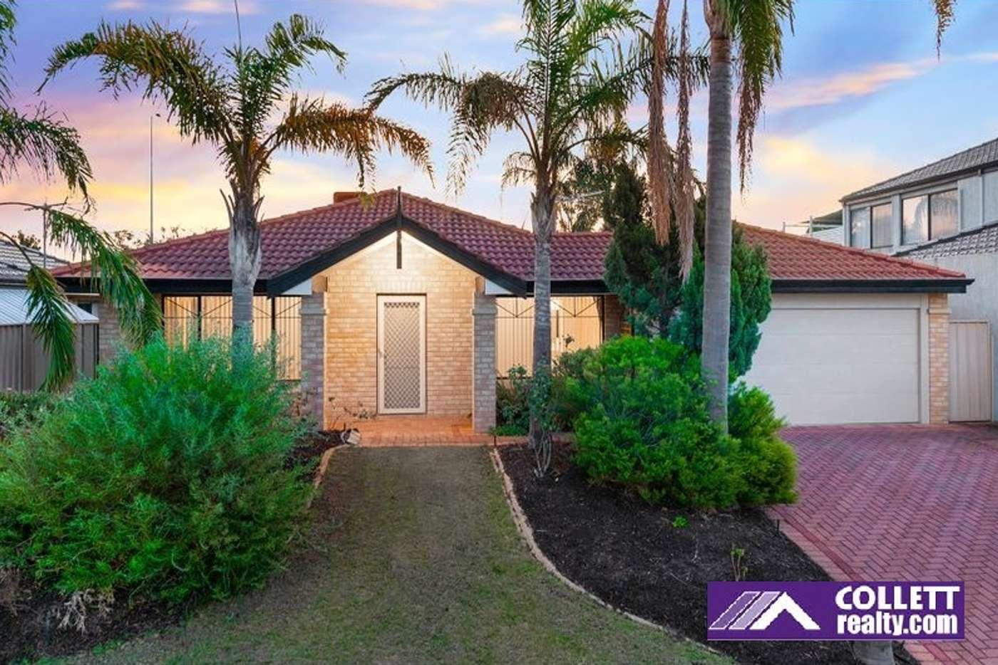 Main view of Homely house listing, 46 Veneta Circuit, Atwell WA 6164