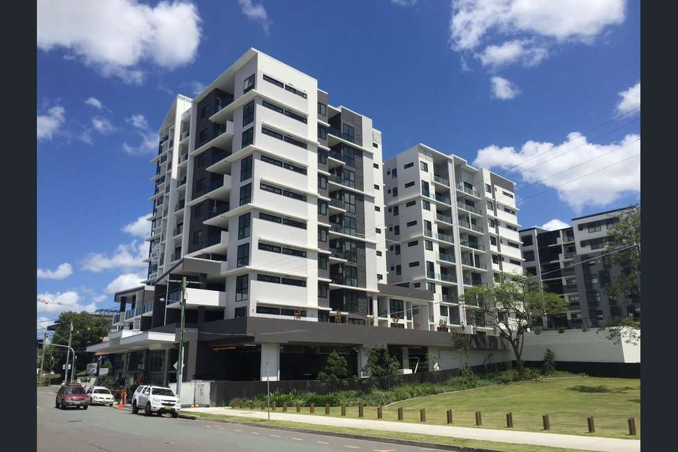 Second view of Homely apartment listing, 213/181 Clarence Rd, Indooroopilly QLD 4068