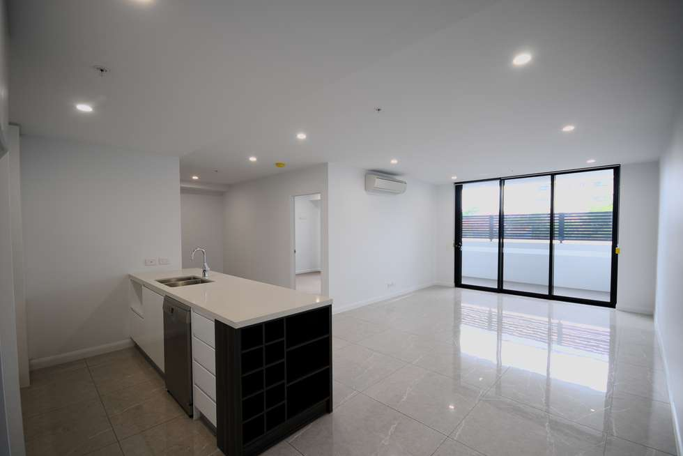 Third view of Homely apartment listing, 213/181 Clarence Rd, Indooroopilly QLD 4068