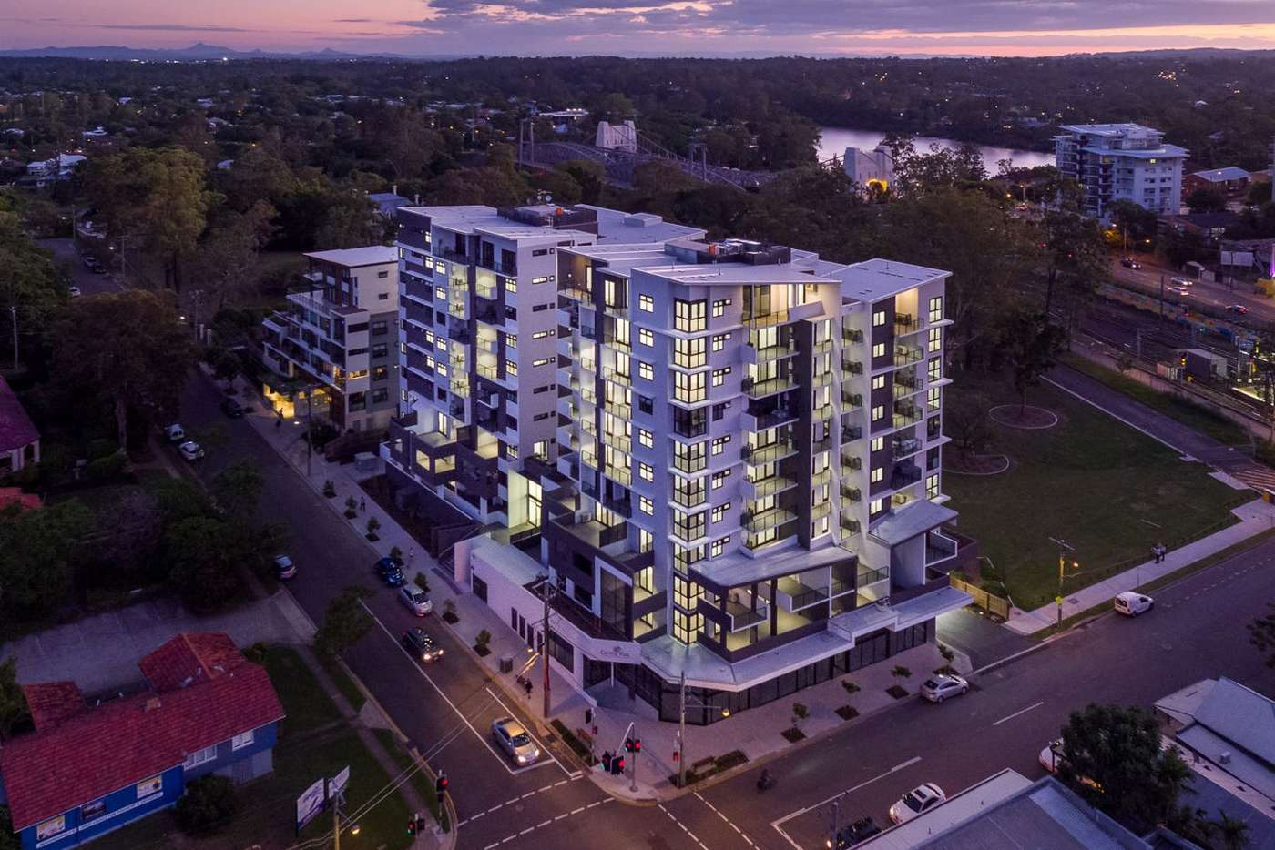 Seventh view of Homely apartment listing, 213/181 Clarence Rd, Indooroopilly QLD 4068