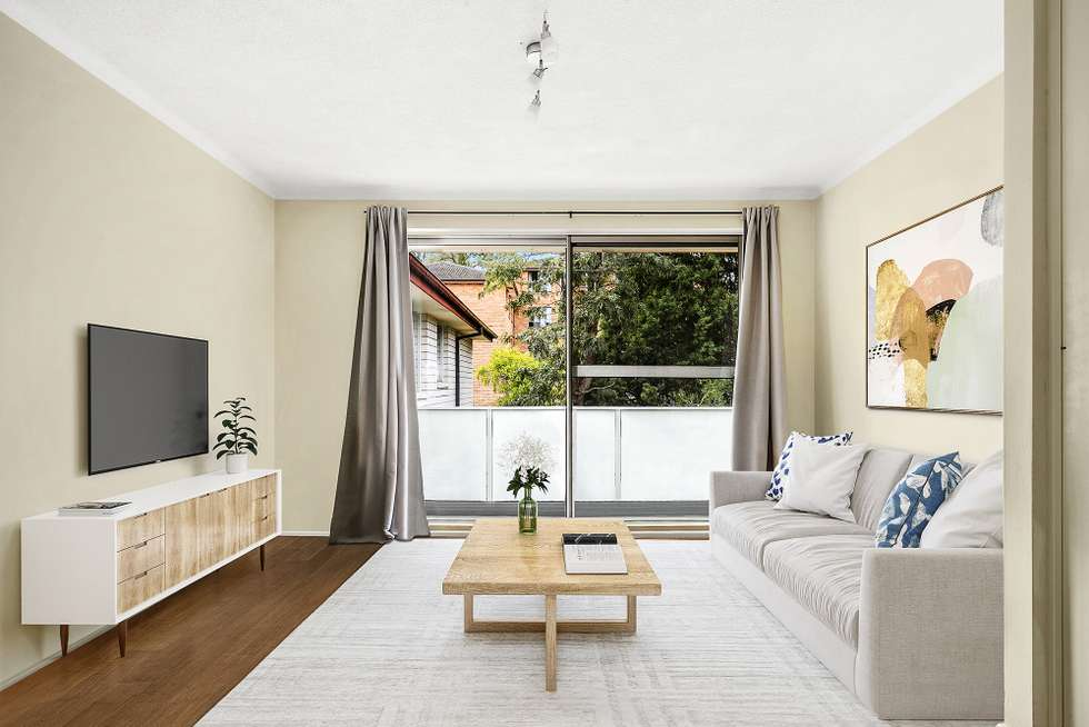 Fourth view of Homely apartment listing, 22/76-80 Hunter Street, Hornsby NSW 2077