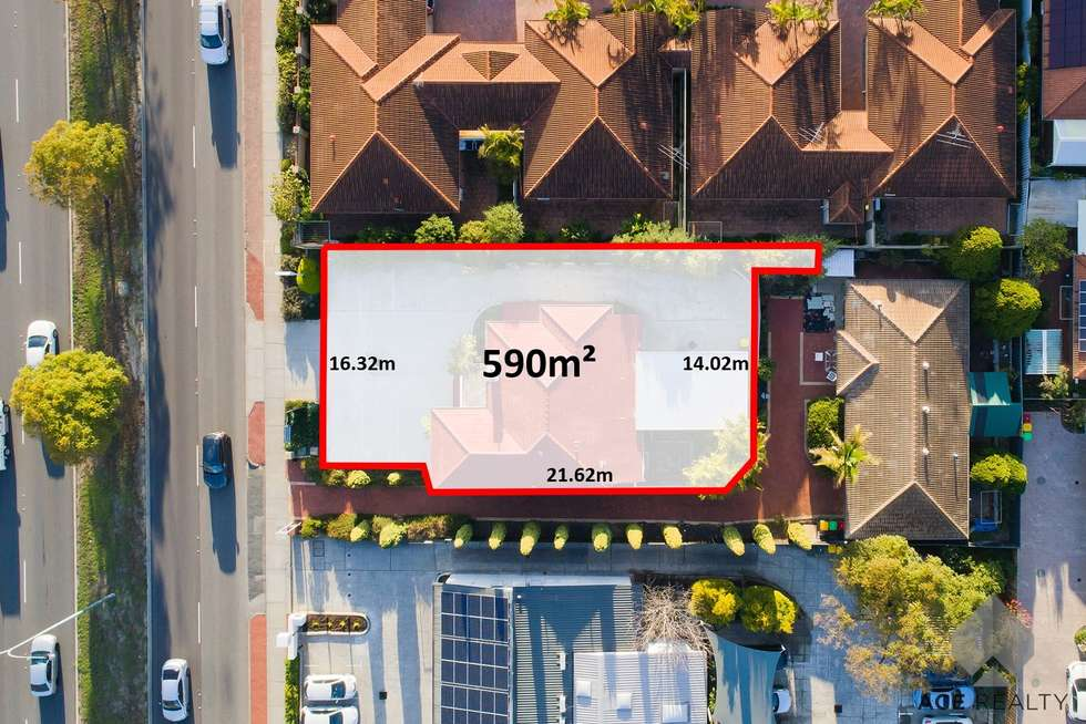 Fourth view of Homely house listing, 811 Canning Highway, Applecross WA 6153