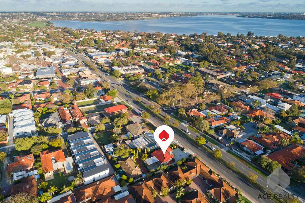 Fifth view of Homely house listing, 811 Canning Highway, Applecross WA 6153