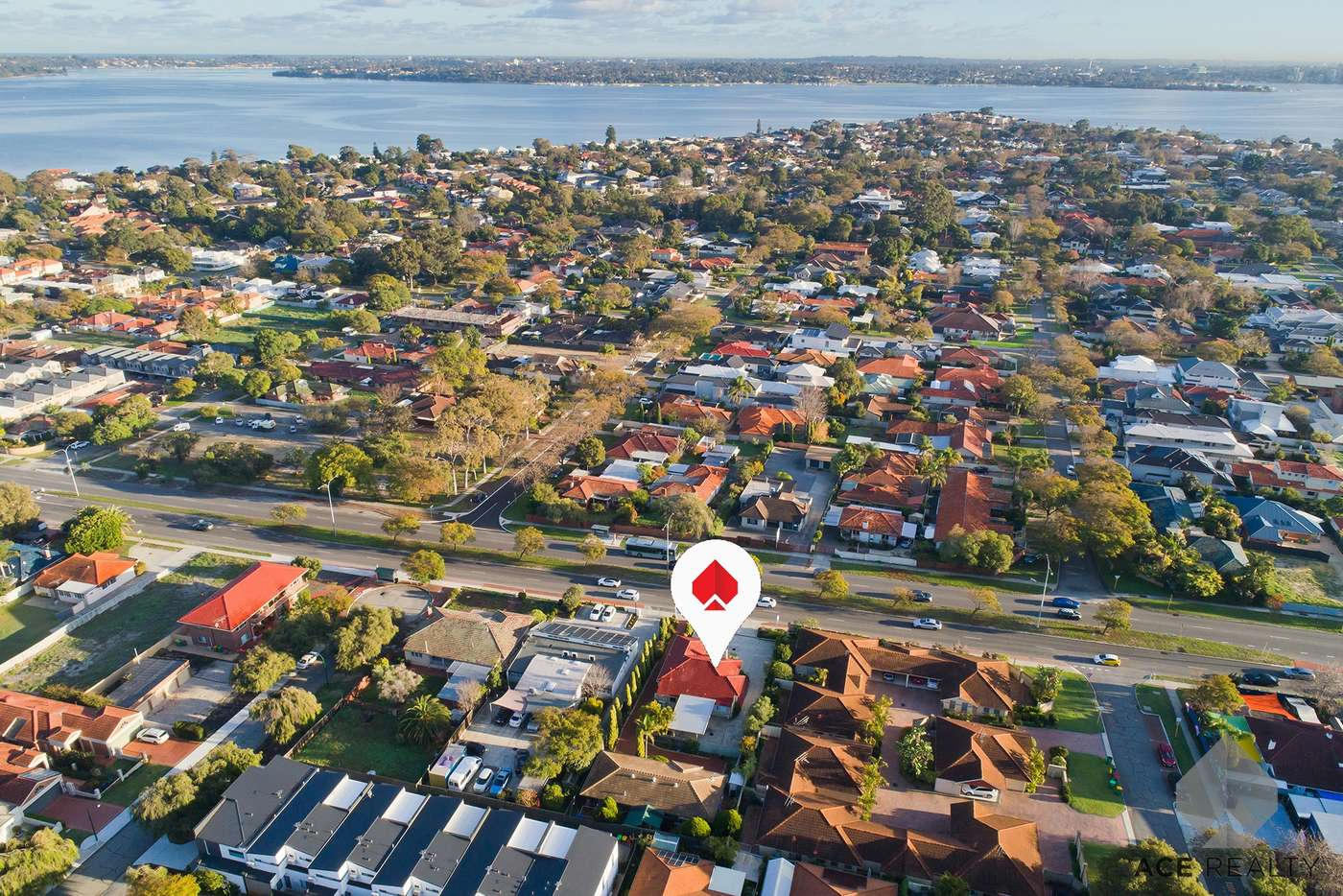 Sixth view of Homely house listing, 811 Canning Highway, Applecross WA 6153