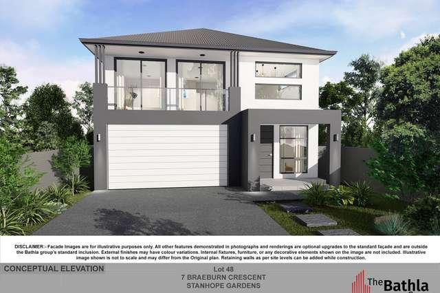 7 Braeburn Crescent, Stanhope Gardens NSW 2768
