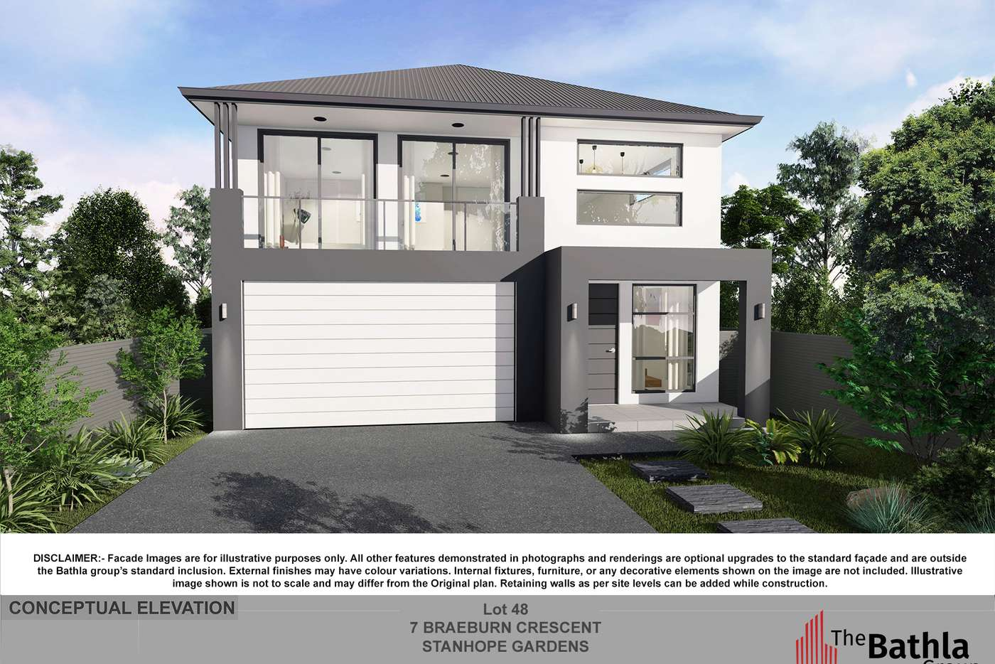 Main view of Homely house listing, 7 Braeburn Crescent, Stanhope Gardens NSW 2768