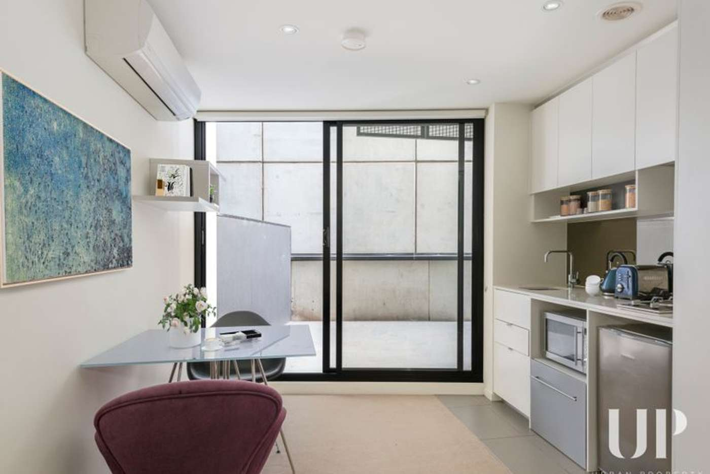 Fifth view of Homely apartment listing, 1602/243 Franklin Street, Melbourne VIC 3000