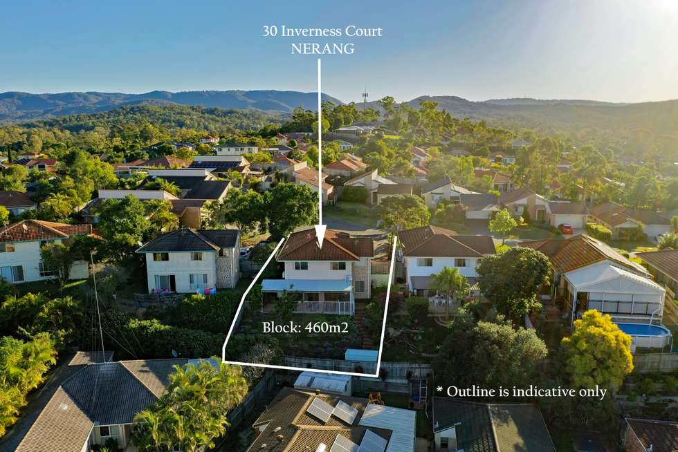 Fourth view of Homely house listing, 30 Inverness Court, Nerang QLD 4211
