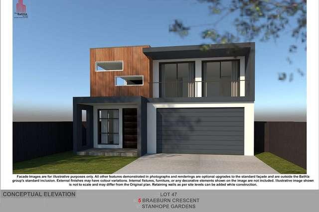 5 Braeburn Crescent, Stanhope Gardens NSW 2768