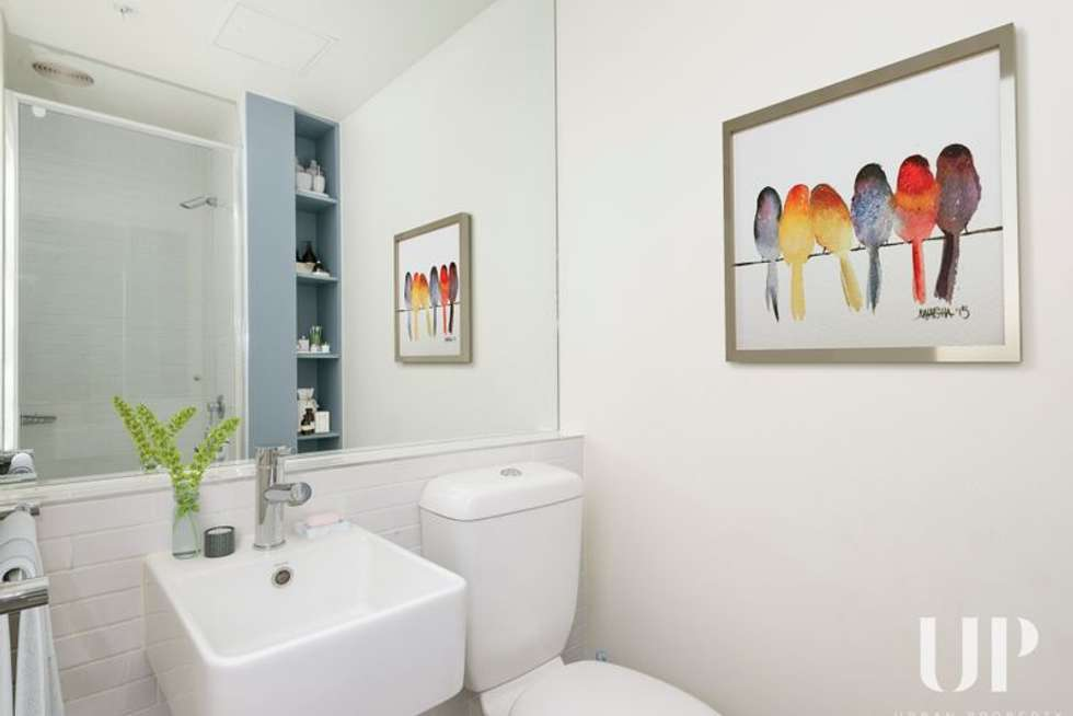 Third view of Homely apartment listing, 610/243 Franklin Street, Melbourne VIC 3000