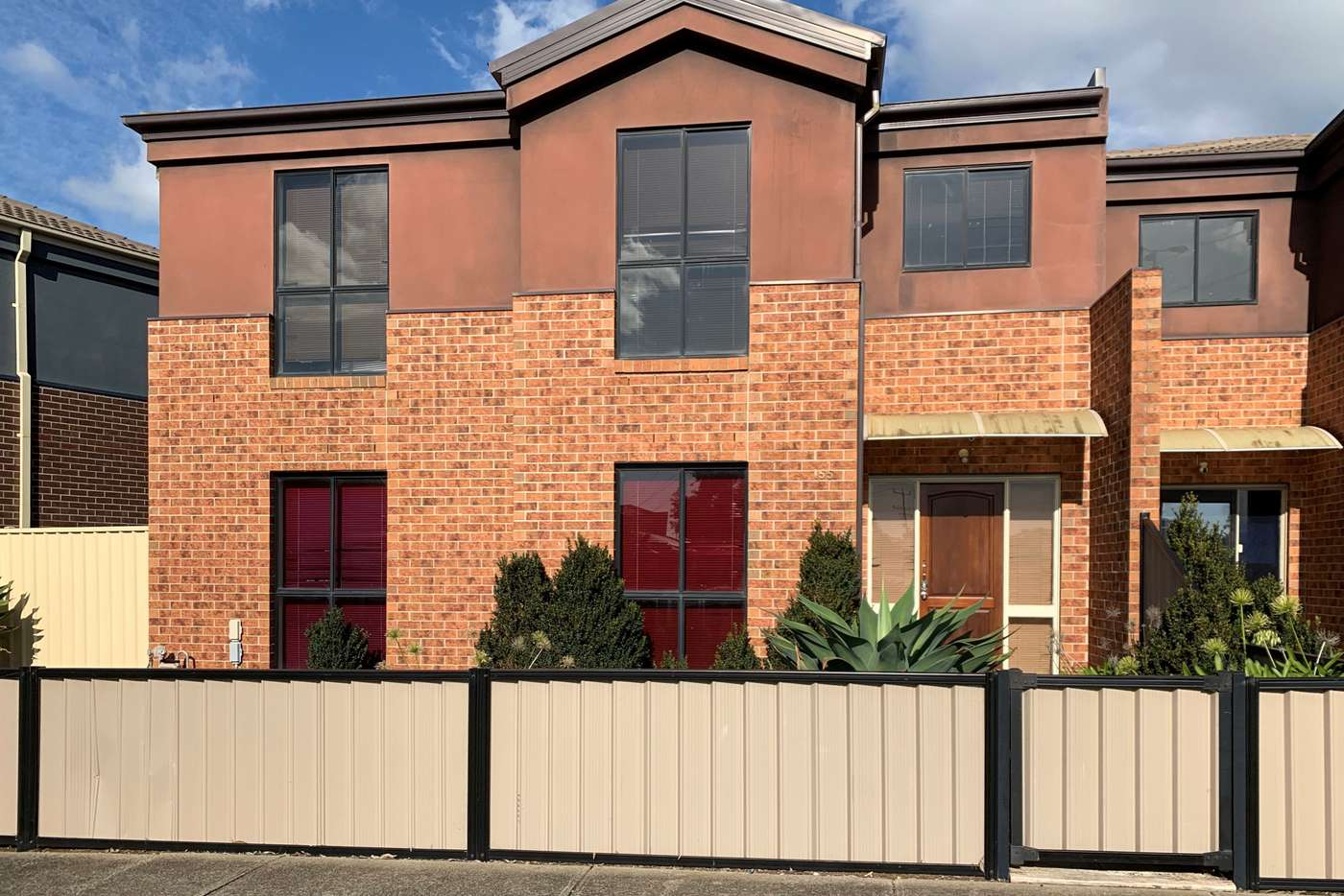 Main view of Homely townhouse listing, 155 The Avenue, Sunshine West VIC 3020