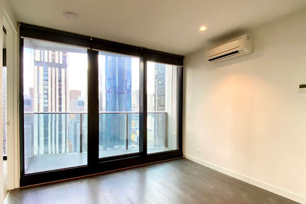 Second view of Homely apartment listing, 2407/135 A'Beckett St, Melbourne VIC 3000