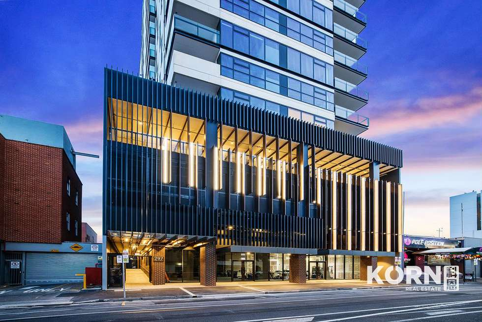 Second view of Homely apartment listing, 304/293-297 Pirie Street, Adelaide SA 5000