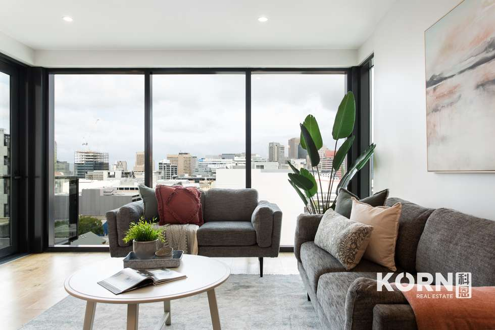 Third view of Homely apartment listing, 304/293-297 Pirie Street, Adelaide SA 5000