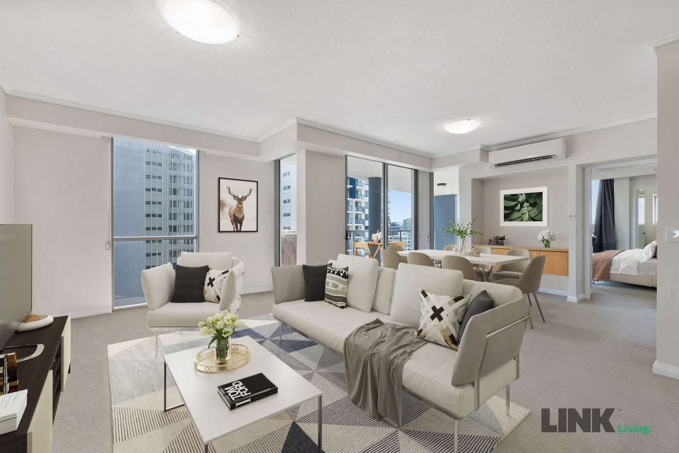 Main view of Homely unit listing, 37/446 Ann Street, Brisbane City QLD 4000