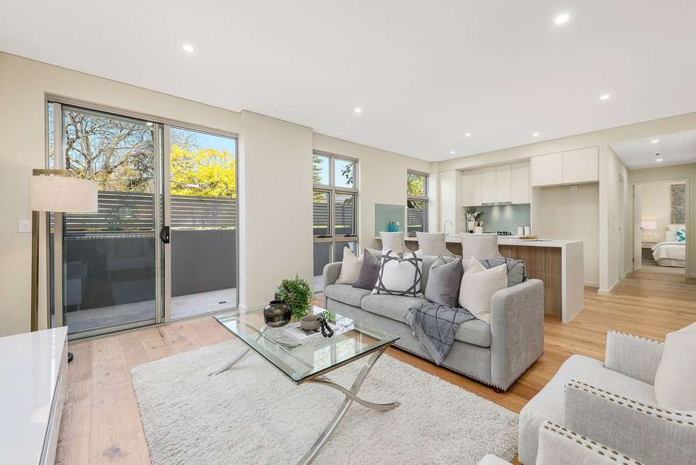 Fourth view of Homely apartment listing, G09/12-16 Shinfiled Avenue, St Ives NSW 2075