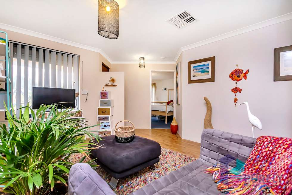 Second view of Homely house listing, 25 Mulloway Place, Warnbro WA 6169