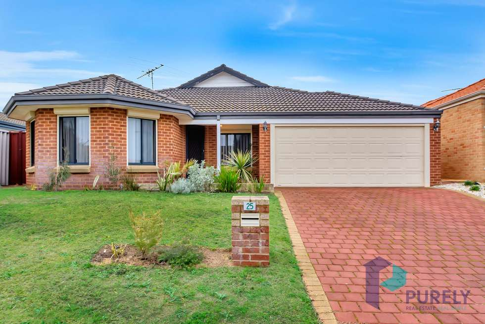 Fifth view of Homely house listing, 25 Mulloway Place, Warnbro WA 6169