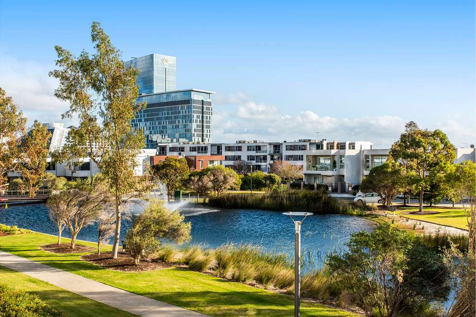 Second view of Homely apartment listing, 205/30 The Circus, Burswood WA 6100