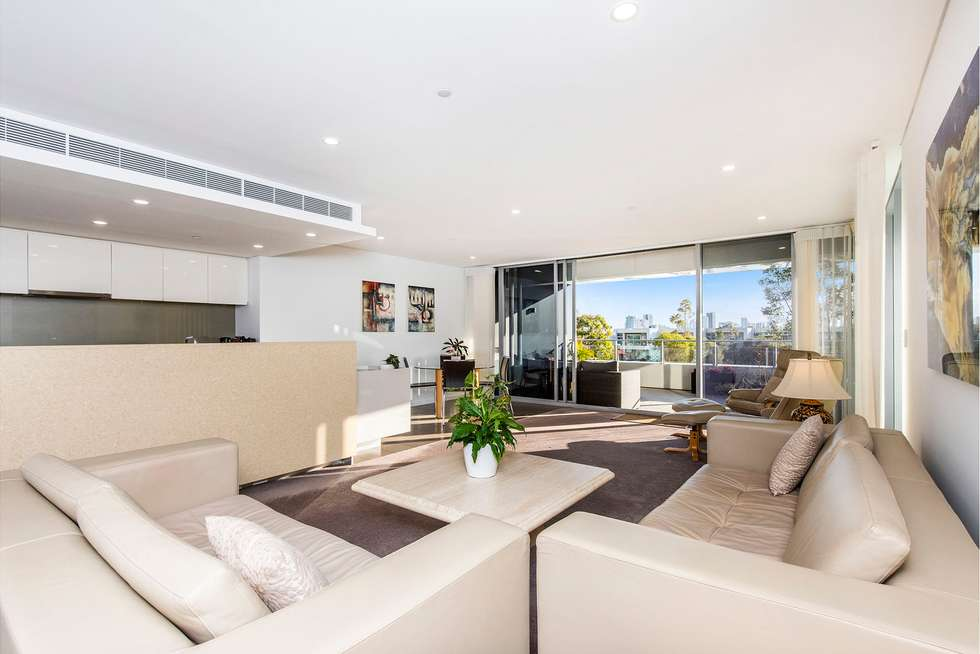 Third view of Homely apartment listing, 205/30 The Circus, Burswood WA 6100