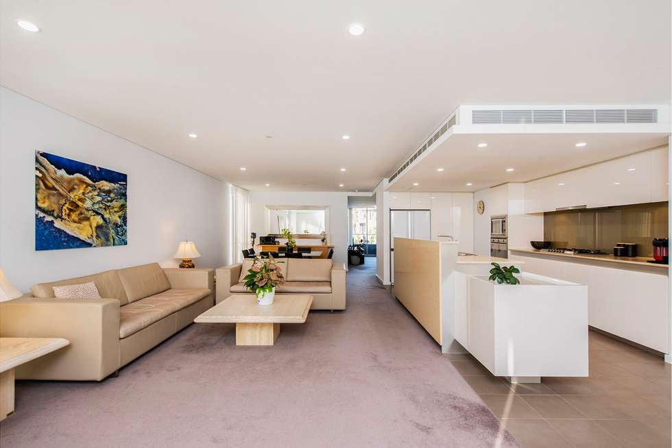 Fourth view of Homely apartment listing, 205/30 The Circus, Burswood WA 6100