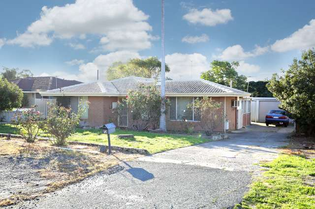 13 MORGAN WAY, Girrawheen WA 6064