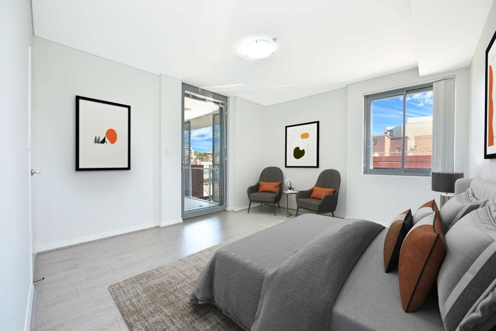 Fourth view of Homely apartment listing, 302/29 Hunter Street, Parramatta NSW 2150