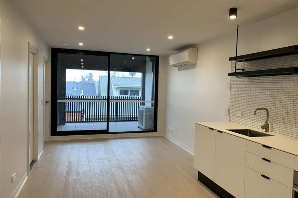 Second view of Homely apartment listing, 206/115 Church Street, Richmond VIC 3121