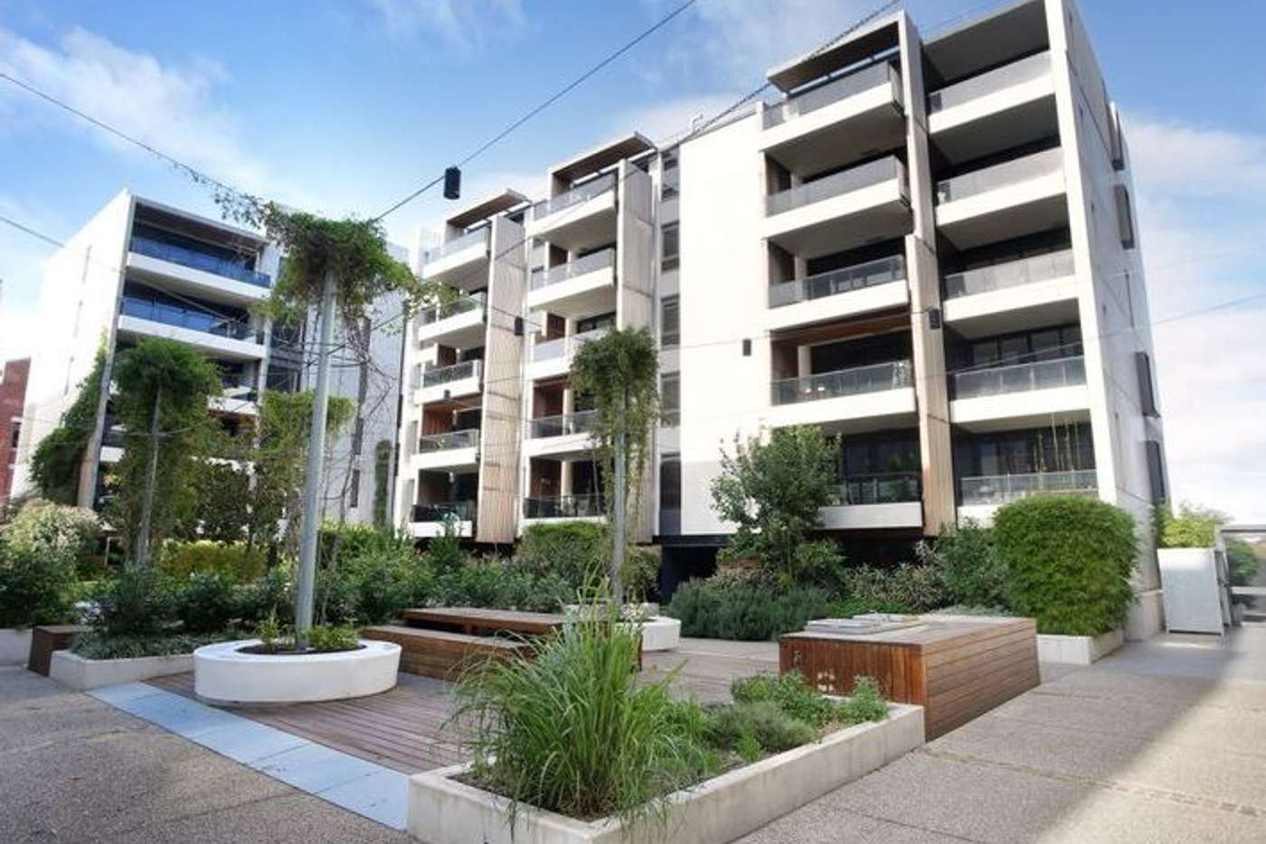 Main view of Homely apartment listing, 401/1 Studio Walk, Richmond VIC 3121
