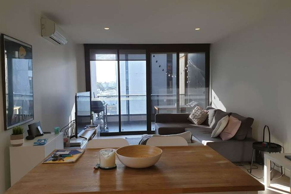 Fourth view of Homely apartment listing, 401/1 Studio Walk, Richmond VIC 3121