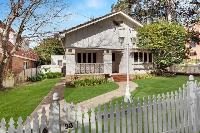 33 Victoria Street, Roseville NSW 2069