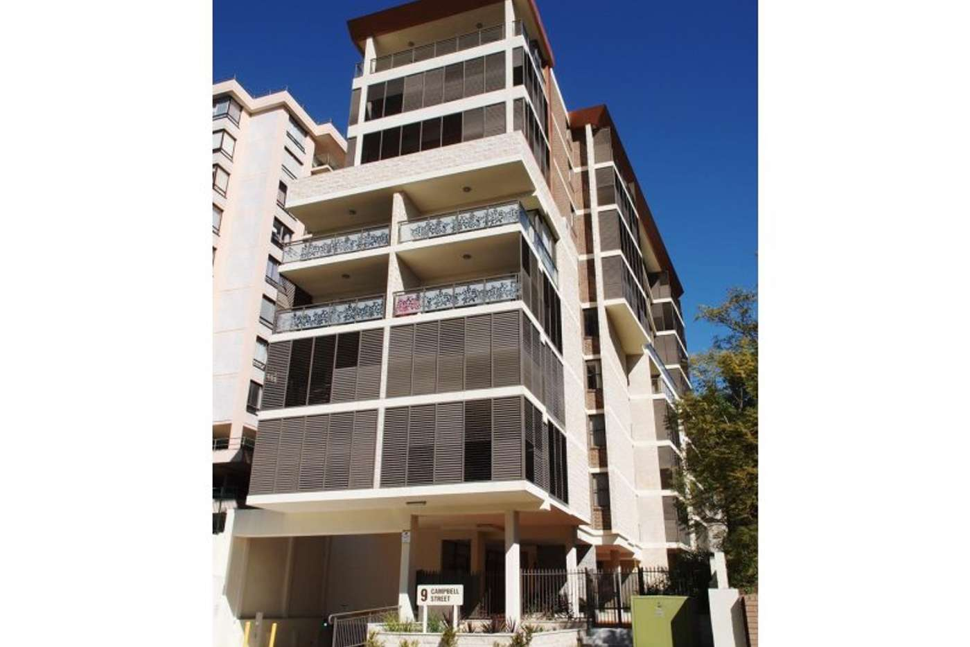 Main view of Homely apartment listing, 28/9 Campbell Street, Parramatta NSW 2150