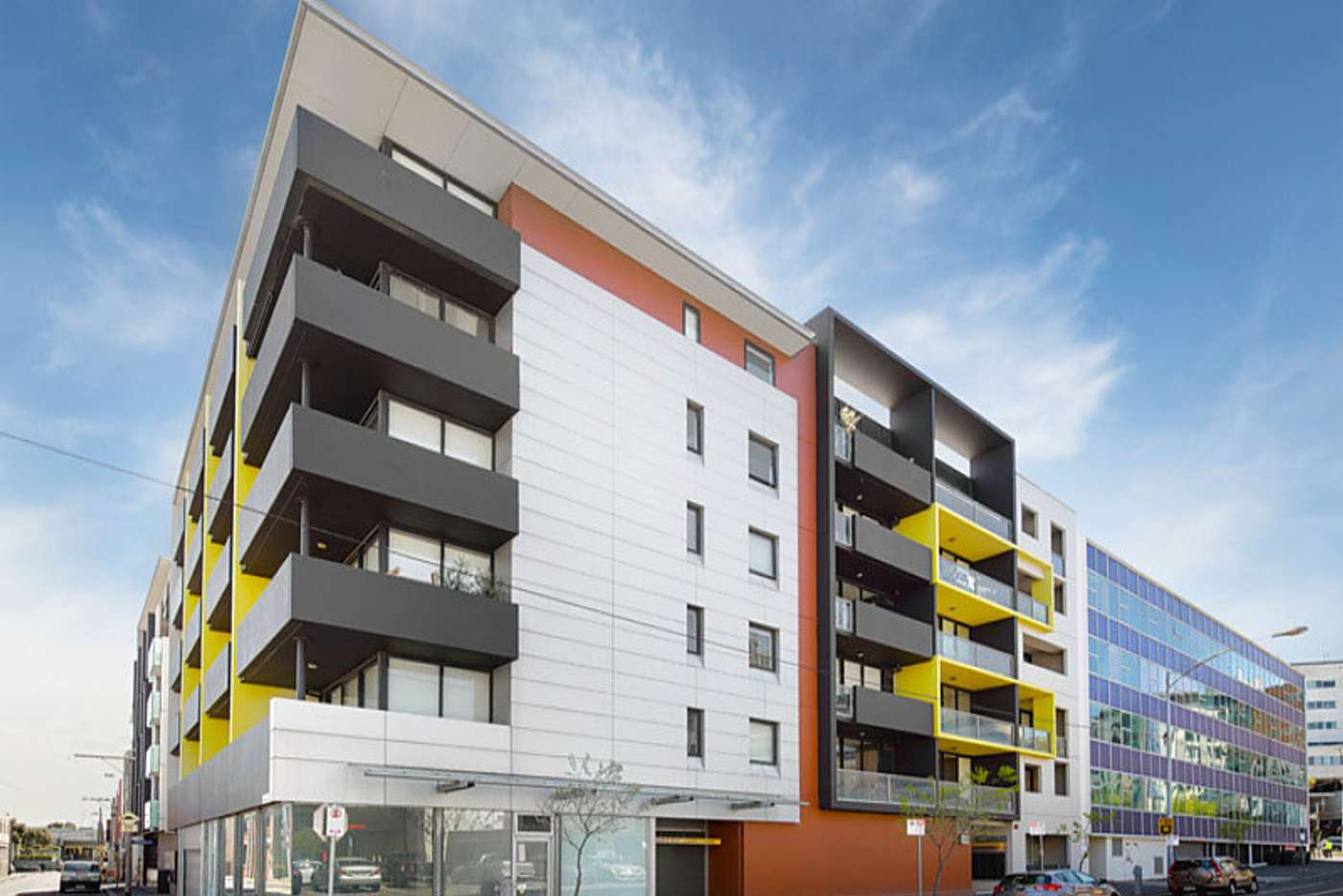 Main view of Homely apartment listing, 203/33 Wreckyn Street, North Melbourne VIC 3051