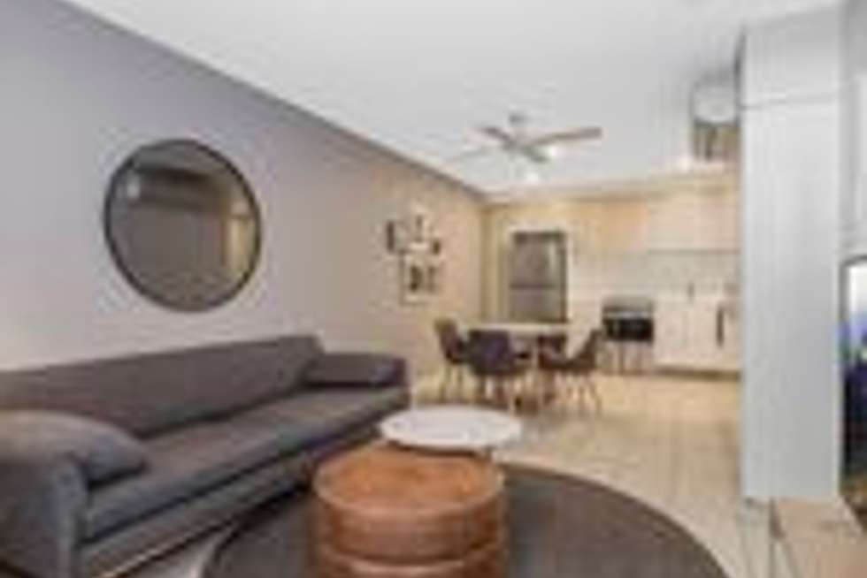 Second view of Homely apartment listing, 1505/35 Hercules Street, Hamilton QLD 4007