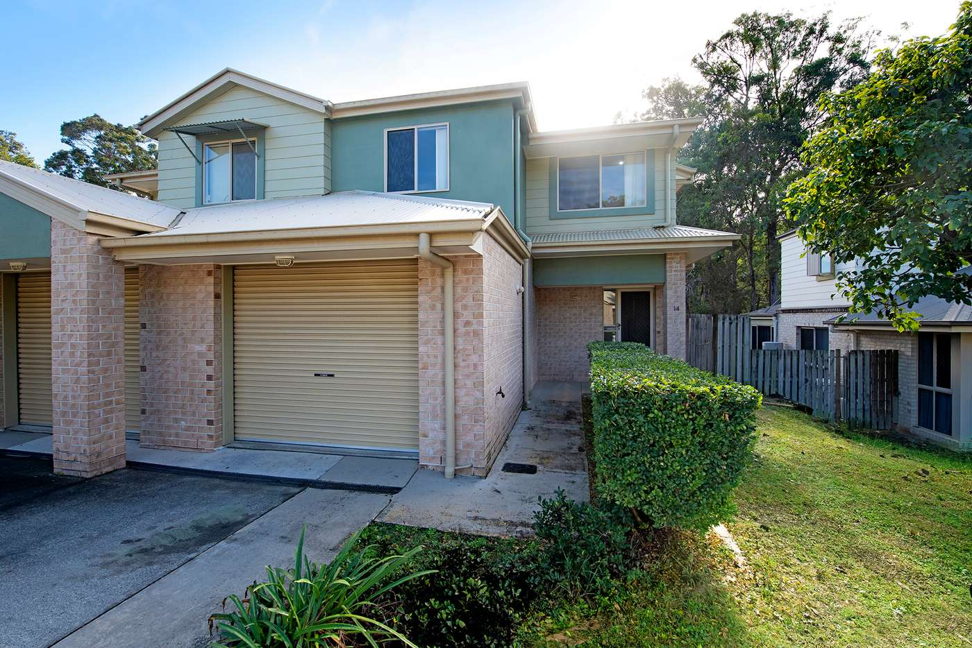Main view of Homely townhouse listing, Townhouse/36 Rushton Street, Runcorn QLD 4113